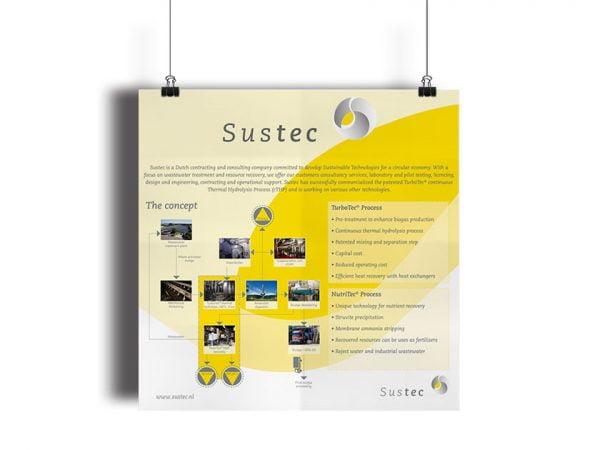 Grafisch Design Sustec