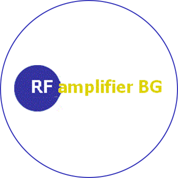 Webdesign RF Amplifier-BG
