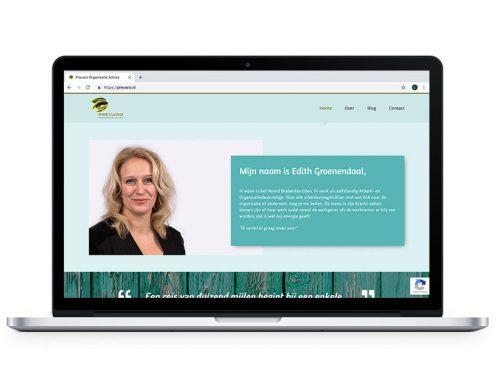 Website | Prevaro Organisatie Advies