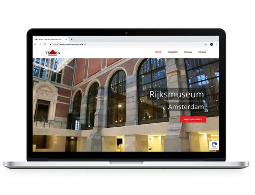 Website | Venema Restauratie
