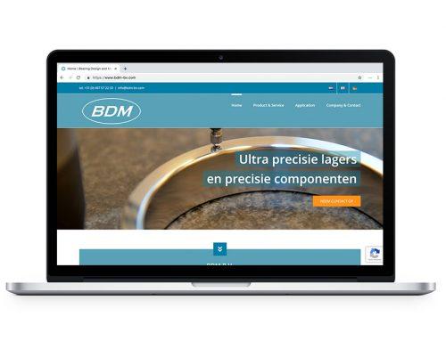 Website | BDM B.V.