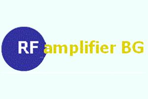 RF Amplifier BG